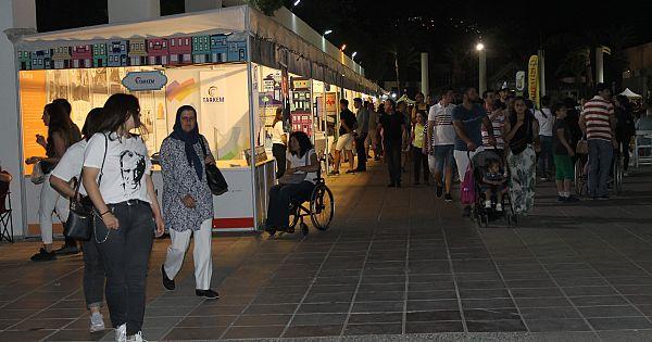 İzmir Fuarı'na büyük ilgi!