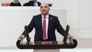 """CHP'li Polat, Fuat Oktay'a """"Kayyım makamını"""" sordu"""