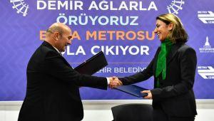 İzmir Büyükşehir ve EBRD işbirliği sağlandı