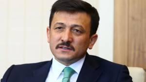 AK Partili Hamza DAĞ: Kurumsal LGBT destekçiliğine karşıyız