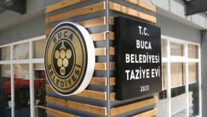 Buca Belediyesi Taziye Evi hizmete açılıyor