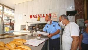 Karabağlar'da Zabıtadan Bayram Denetimi