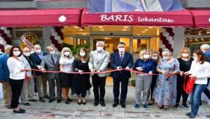 Narlıdere'nin 'Barış Lokantası' açıldı!