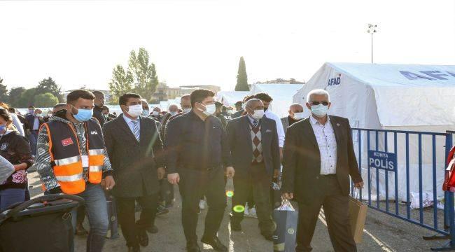 Başkan Kılıç'tan 2 bin adet hijyen paketi