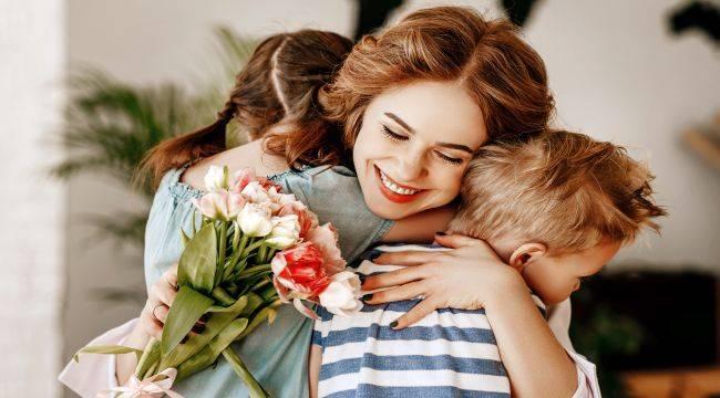 """Annelere En Güzel Armağan """"Yükünü Hafifletmek"""""""
