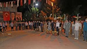 Bayındır'da 15 Temmuz Demokrasi ve Milli Birlik Günü Anma Programı Yapıldı