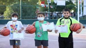 Bayraklılı Çocuklar Hem Eğlendi, Hem Spor Yaptı